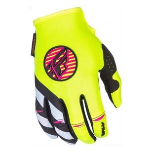 Fly Racing Kinetic Girl's Gloves