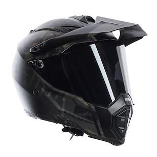 AGV AX-8 DS EVO Grunge Helmet Black / LG [Demo - Good]