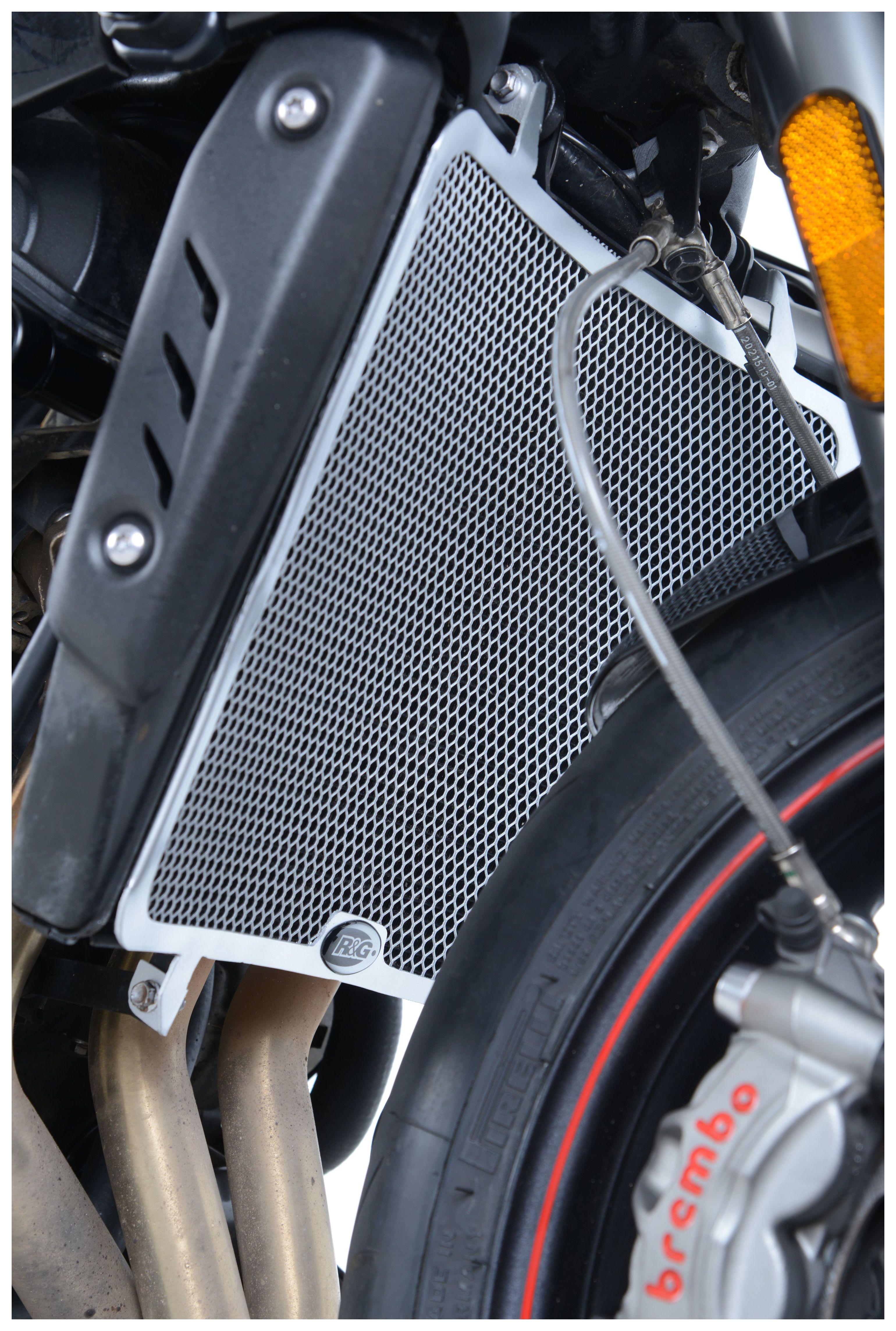 Triumph Daytona 675 2013-2017 Evotech Performance Radiator Guard