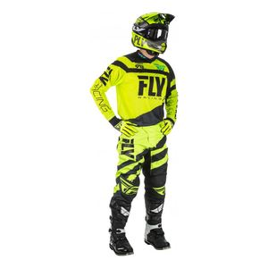 Medium Fly Racing MX 2017 Evolution 2.0 Gloves Dark Teal//Hi-Vis Size 9 MD 9