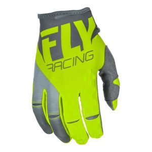 Fly Racing Dirt Youth Kinetic Gloves (LG)
