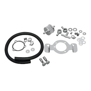 Drag Specialties Breather Support Kit For Harley