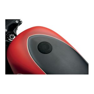 Drag Specialties Pop-Up Low-Profile Gas Cap For Harley