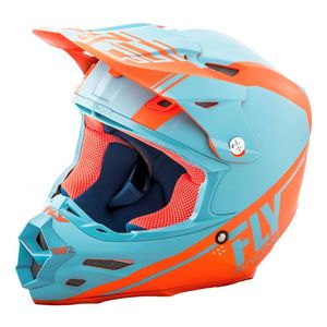 Fly Racing Dirt F2 Carbon Rewire Helmet