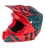 Fly Racing F2 Fracture Helmet