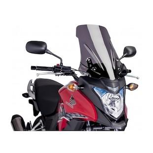 Puig Touring Windscreen Honda CB500X 2013-2015 Clear [Demo - Good]