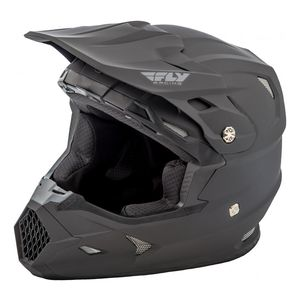 Fly Racing Dirt Youth Toxin Resin Helmet - Solid