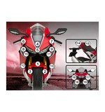 Eazi-Grip Eazi-Guard Protective Film Kit Honda CBR1000RR / SP  / SP2 2017