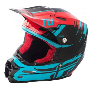 Fly Racing Dirt F2 Carbon MIPS Forge Helmet