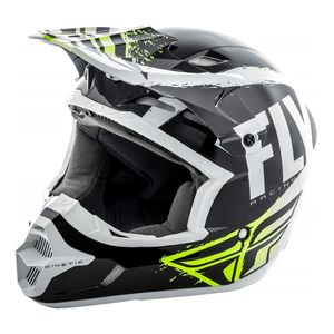 Fly Racing Dirt Kinetic Burnish Helmet