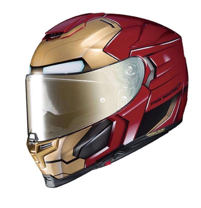 HJC RPHA 70 ST Iron Man Helmet | 10% ($61 50) Off!
