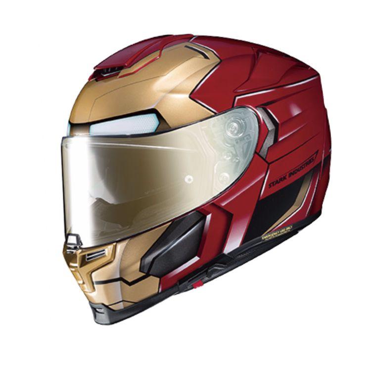 Carbon Fiber Motorcycle Helmet >> HJC RPHA 70 ST Iron Man Helmet | 10% ($61.00) Off! - RevZilla