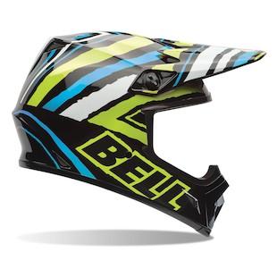 Bell MX-9 Tagger Scrub Helmet Psycho / XS [Open Box]