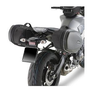 Givi TE2110 Easylock Saddlebag Supports Yamaha FZ6R 2009-2016 [Previously Installed]