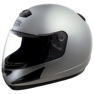 GMax GM38 Helmet Dark Silver Metallic / XL [Open Box]