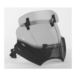 MRA VarioTouringScreen Universal Windshield Grey Smoke [Previously Installed]