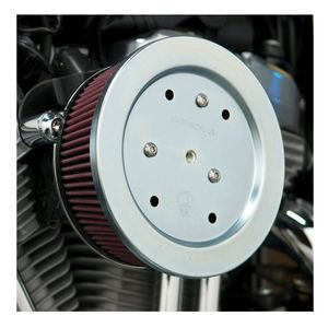 Arlen Ness Naked Stage 2 Big Sucker Air Cleaner For Harley 2008-2017