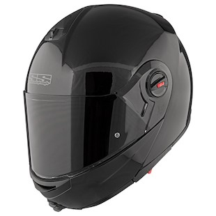 Speed and Strength SS1700 Solid Speed Modular Helmet Black / LG [Blemished - Very Good]
