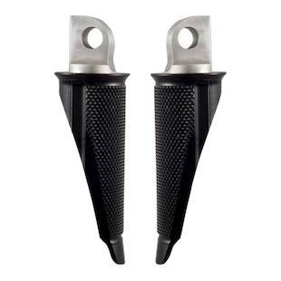Speed Merchant Speed Peg Footpegs For Harley Black [Previously Installed]