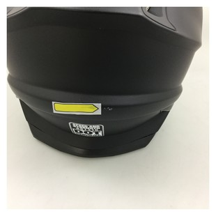 Speed and Strength SS1310 Solid Speed Helmet Matte Black / SM [Blemished - Very Good]
