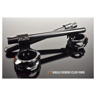 Driven Racing Halo Clip-On Risers