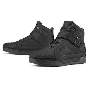 Icon 1000 Truant CE Boots Stealth Black / 11 [Open Box]