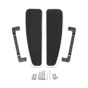 LA Choppers Adjustable Driver Longboards For Harley 1986-2017 Solid [Previously Installed]