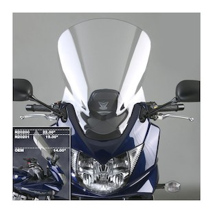 National Cycle VStream Tall Touring Windscreen Suzuki Bandit GSF1250S 2007-2016 Clear [Previously Installed]