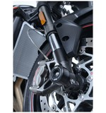 R&G Racing Front Axle Sliders Triumph Street Triple 765 RS 2017-2018