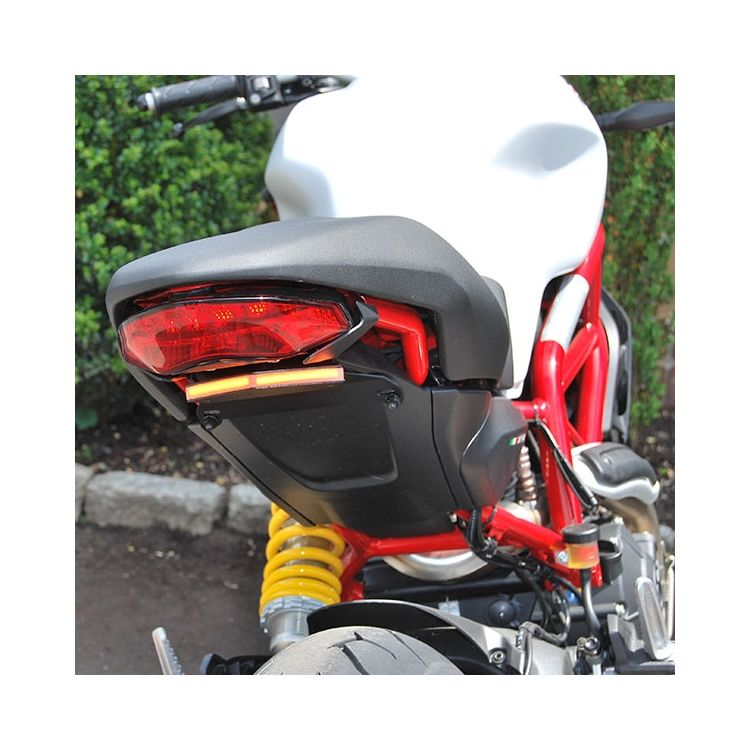 New Rage Cycles LED Fender Eliminator Ducati Monster 1200 2017-2018