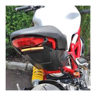 New Rage Cycles LED Fender Eliminator Ducati Monster 1200 2017