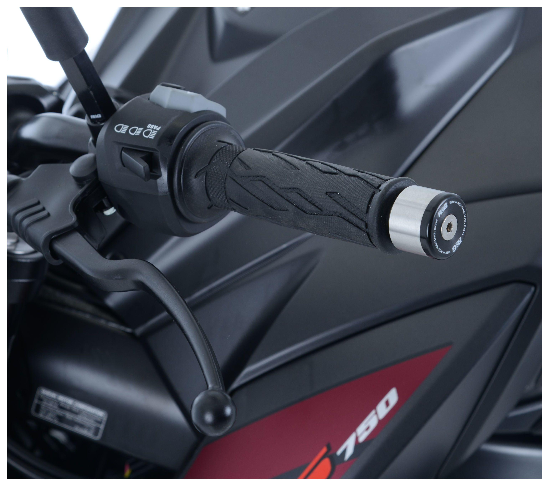 R/&G RACING BAR END SLIDERS Suzuki GSXR1000 GSX-R1000 2001-2015
