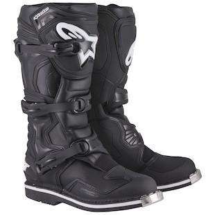 Alpinestars Tech 1 Boots Black / 12 [Demo - Good]