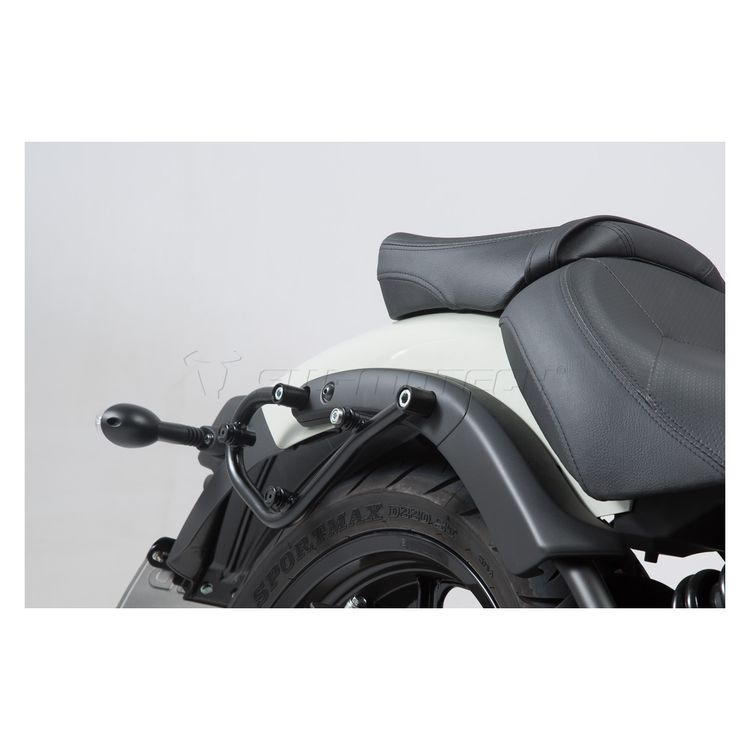 SW-MOTECH Legend SLC Sidecarrier Kawasaki Vulcan S 2015-2016 Right Side [Previously Installed]