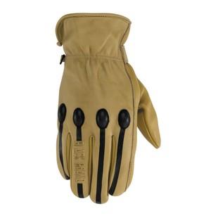 Black Brand Retro Gloves