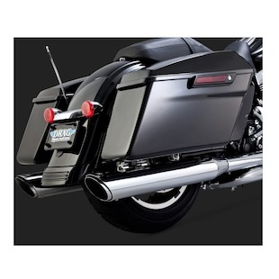 Vance & Hines FPC Twin Slash CTR Performance Kit For Harley Touring 2014-2016