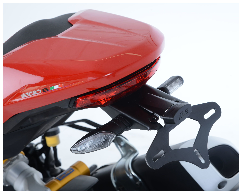 Rg Racing Fender Eliminator Ducati Supersport S 2017 2019 Revzilla Wiring Diagram Bmw S1000rr Multistrada 1200