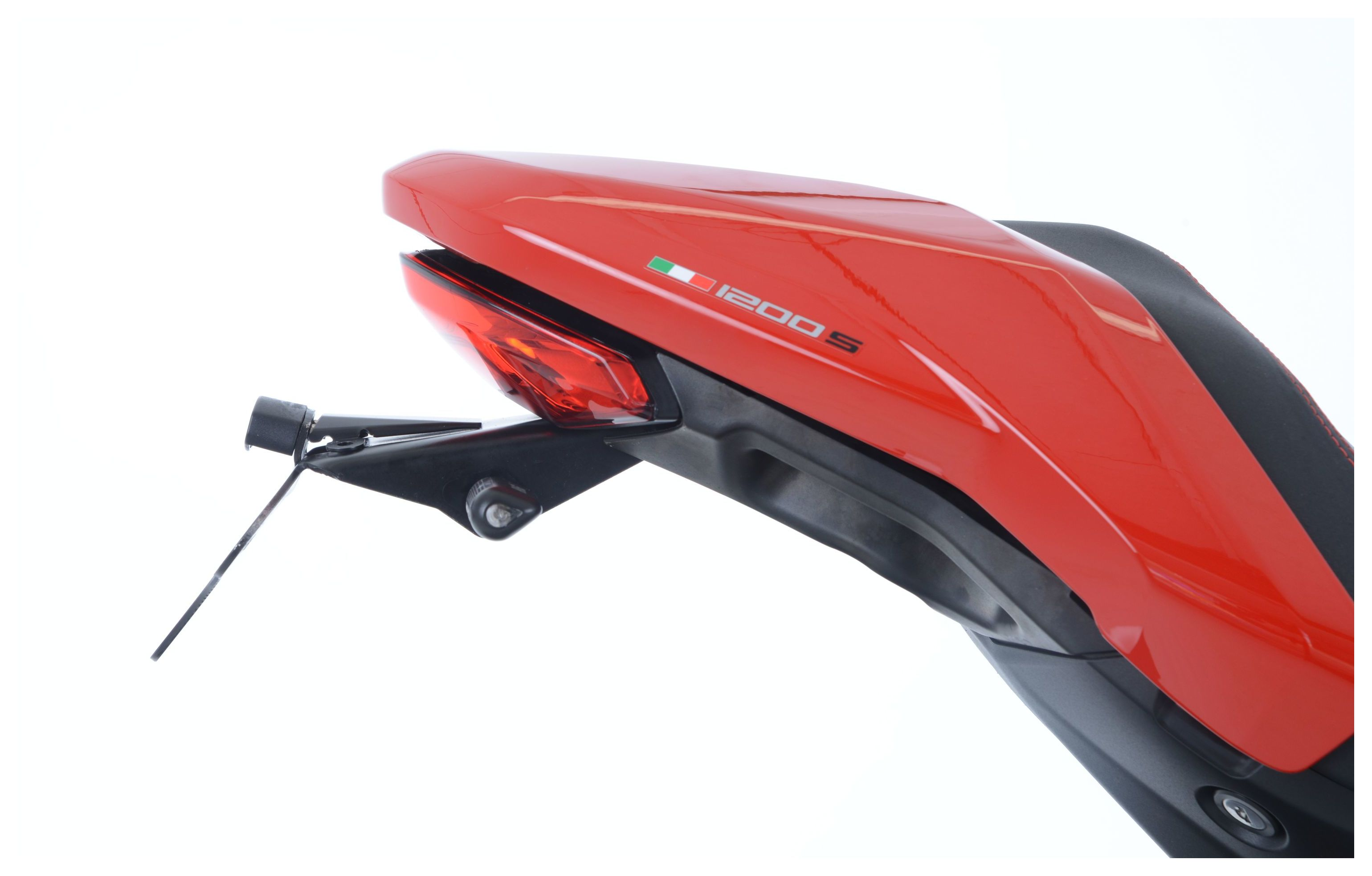 Rg Racing Fender Eliminator Ducati Supersport S 2017 2019 Revzilla Yamaha Yzf R1 Electrical System And Wiring Diagram 2006