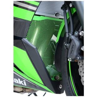 R&G Racing Exhaust Header Grill Kawasaki Ninja 650 2017
