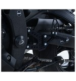 R&G Racing Boot Guard Kit Yamaha R6 2017