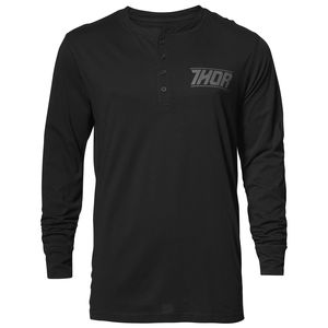 Thor Corp Henley Long Sleeve T-Shirt