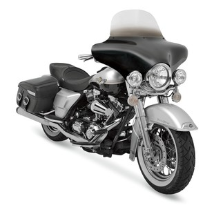 Memphis Shades Batwing Fairing For Harley FL 1986-2017 Black [Blemished - Very Good]