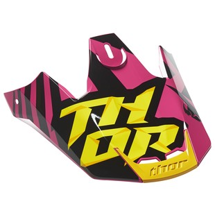 Thor Verge Dazz Visor Kit