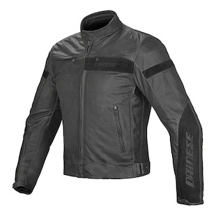 Dainese Stripes EVO C2 Perforated Jacket Black / 56 [Demo - Good]