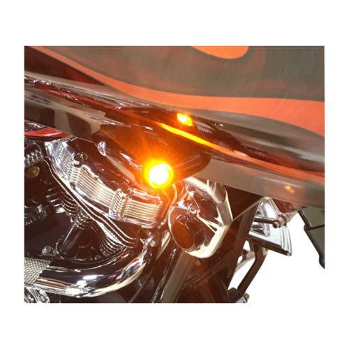 Eddie Trotta Led Front Turn Signals For Harley Road Glide