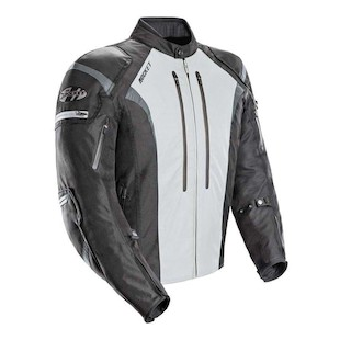 Joe Rocket Atomic 5.0 Jacket Black/Grey / XL [Demo - Good]