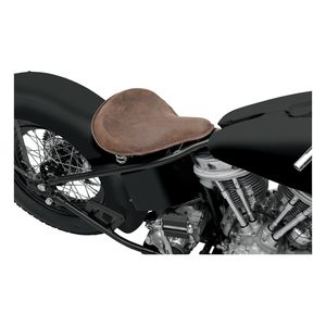 Drag Specialties Leather Solo Seat For Harley