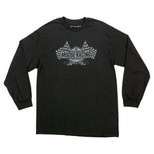 Moose Racing Podium L/S T Shirt