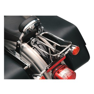 Drag Specialties Fender Luggage Rack For Harley Dyna 1991-2005 Chrome [Previously Installed]