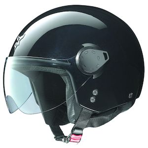 Nolan N20 Outlaw Helmet Black / SM [Open Box]